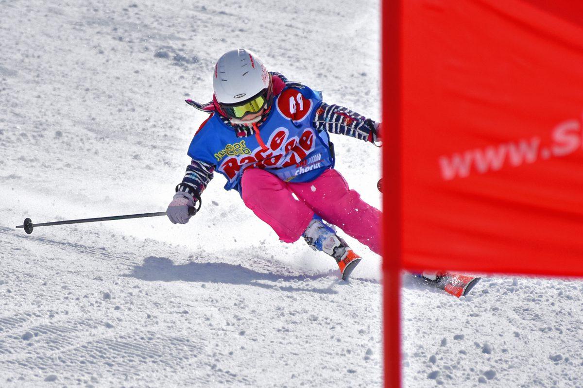 Skicamps für Kinder in Hochfügen